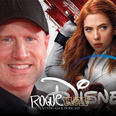 Ep 72: Black Widow vs Disney vs Kevin Feige 🔥