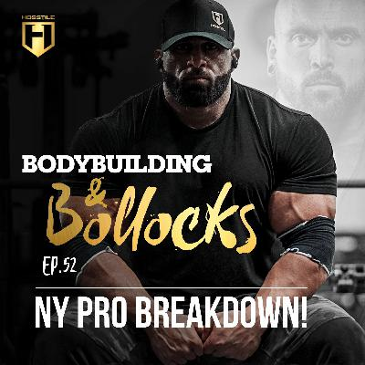 THE NY PRO BREAKDOWN! | BB&B EP.52 | Fouad Abiad, James Hollingshead, Ben Chow & Dusty Hanshaw