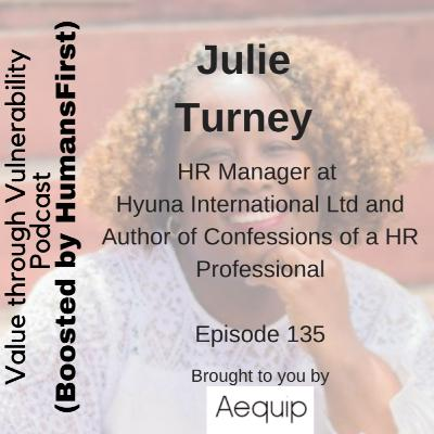 Episode 135 - Julie Turney, People Champion