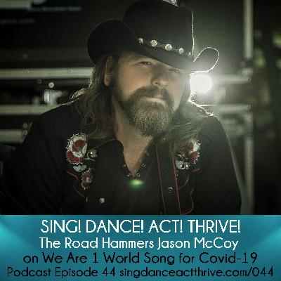 The Road Hammers Jason McCoy on We Are 1 World Song for Covid-19