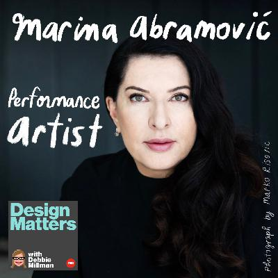 Design Matters From the Archive: Marina Abramović