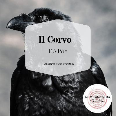 ☢★ IL CORVO ★☢ E.A. Poe ♡ Audiolettura sussurrata ♡ (ri-caricamento di Ottobre 2016)