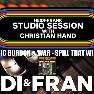 HF Studio Session With Christian James Hand 06/14/21