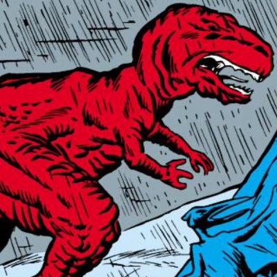 The Kids Present Kudos Kirby - Devil Dinosaur Origins And Conclusion