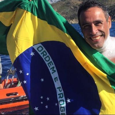 Entrevista #10 - Adherbal Oliveira: a ciência como arma para a conquista do Canal da Mancha
