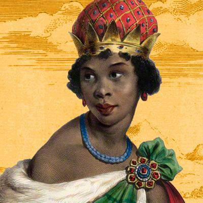Queens: Nzinga, The Warrior Queen of Matamba and Ndongo