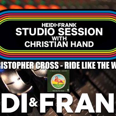 HF Studio Session With Christian James Hand 03/15/21