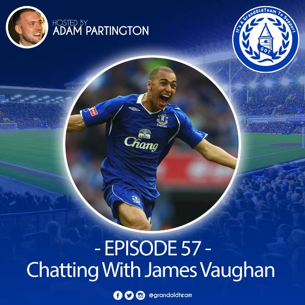 Chatting With James Vaughan
