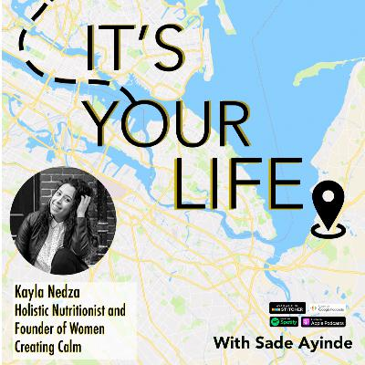 The Lives We Live: Kayla Nedza on Being Choosy with your Time and Holistic Ways to Slay Stress
