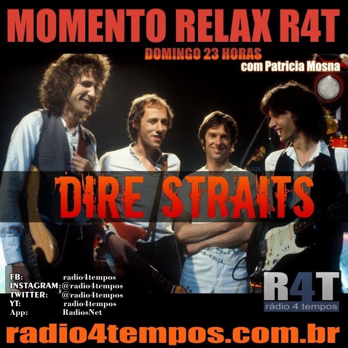Rádio 4 Tempos - Momento Relax - Dire Straits:Rádio 4 Tempos