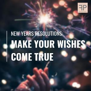 Make Your Wishes Come True: Reflecting and Planning for The Next Year