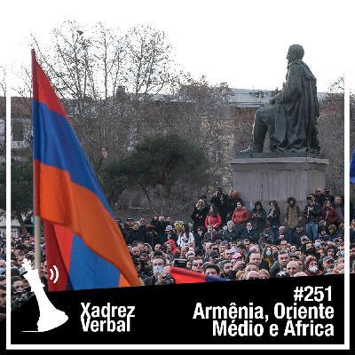 Xadrez Verbal #251 Truco Armênio