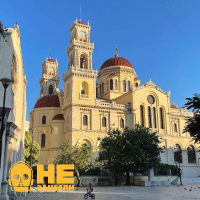 «Не занесли» 187. ✈️ Кефирный террор на Крите, или как угореть в Греции