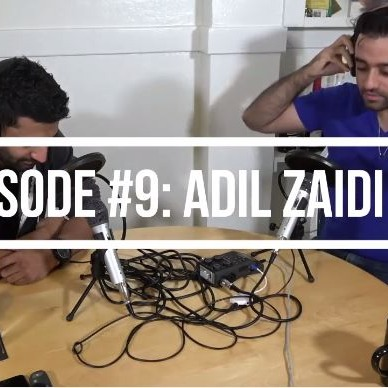 #9: Adil Zaidi - diversity in Film/TV, working on 'The Good Doctor' and more