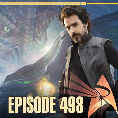 498 - Spiner, Rios, and The Excelsior | Priority One: A Roddenberry Star Trek Podcast