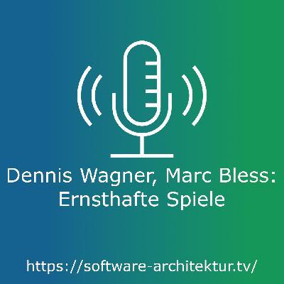 Dennis Wagner, Marc Bless: Ernsthafte Spiele - Live von der OOP mit Lisa Moritz