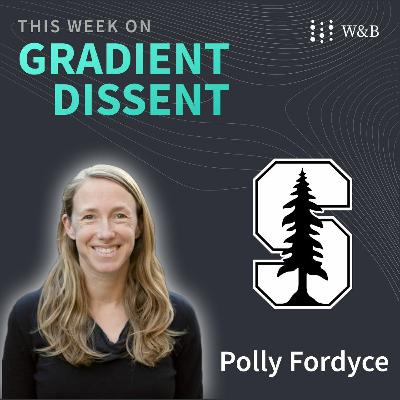 Stanford's Polly Fordyce on microfluidic platforms and machine learning