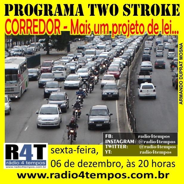 Rádio 4 Tempos - Two Stroke 75:Rádio 4 Tempos