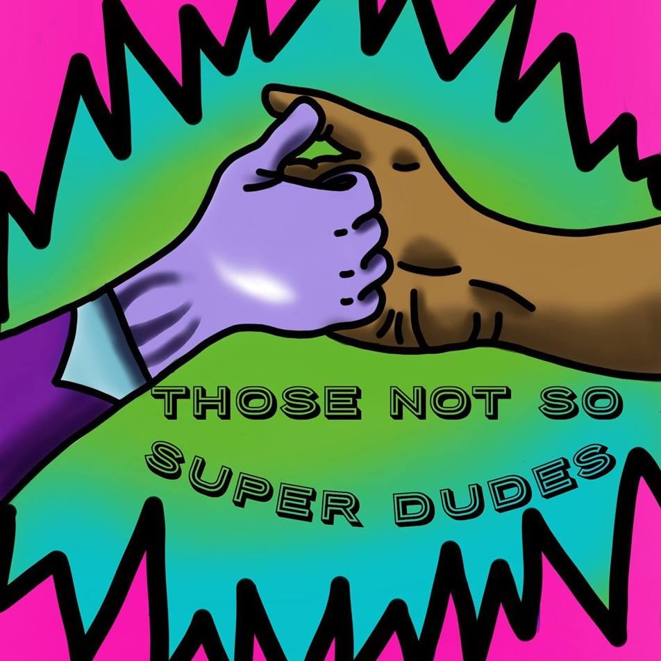 Not So Super Dude Getting In The Devil's Den