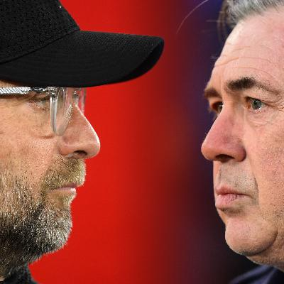 Allez Les Rouges-Poetry in Motion: Jurgen Klopp, Carlo Ancelotti and the FA Cup derby