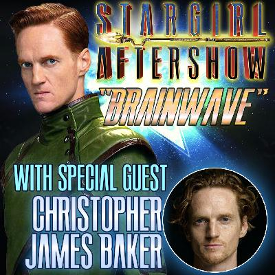 """""""Brainwave"""" with guest CHRISTOPHER JAMES BAKER"""
