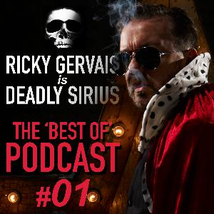 BEST OF... RICKY GERVAIS is DEADLY SIRIUS #01
