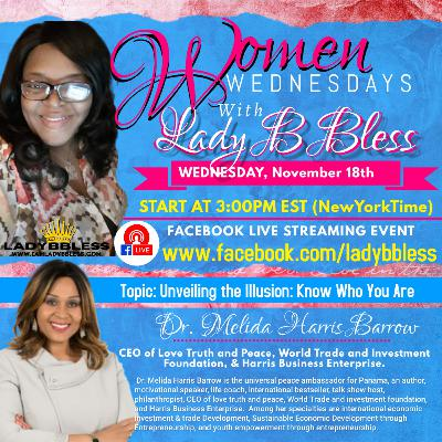 #16 November 18, 2020 - (Dr. Melida A. Harris Barrow) Women Wednesdays