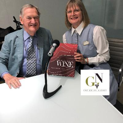 "Episode 130: Jancis Robinson and Hugh Johnson, ""The World Atlas of Wine"" 8th Edition"