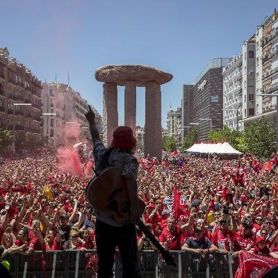 View from the Kop: Anfield to the Wanda   Memories of Madrid, one year on   Winning the title