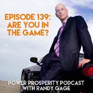 Episode 139: Are You in the Game?