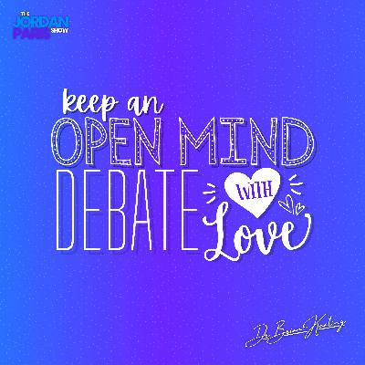 Debate with Love | Physicist Dr. Brian Keating