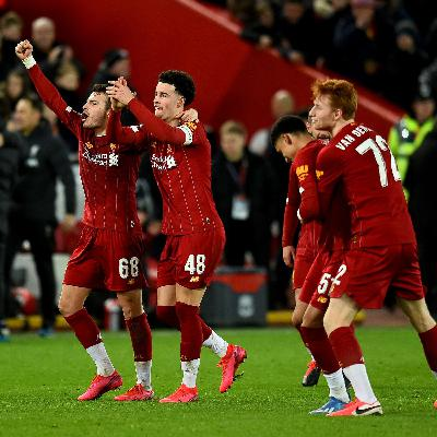Blood Red: Curtis and the kids show their class as Reds begin march towards history