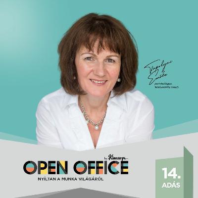 14. A Home Office mögötti pszichológia - Tapolyai Emőke   Open Office Podcast