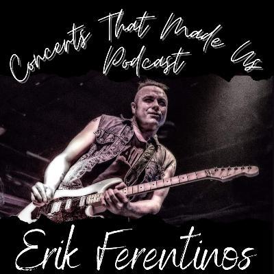 Erik Ferentinos: From Fan to Rockstar