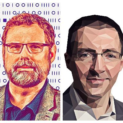 "Discussion: Baseline (""Permission-less Chain"" for enterprise) vs. Corda (""Permissioned Chain"" for enterprise) (John Wolpert vs. Richard Brown)"