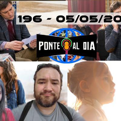 Fases 0 y 1   Ponte al día 196 (05/05/20)
