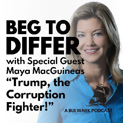 Trump, the Corruption Fighter!