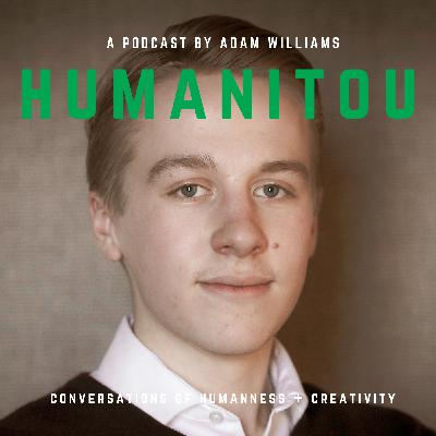 03: Cody Oldham, professional artist, on his precocious start in art, living with mountain lions, and his preference for wingtips and ties even while painting