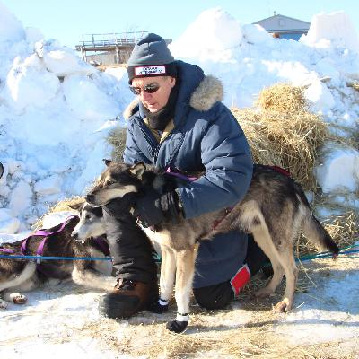 0201: The Iditarod with Dr. Vern Otte