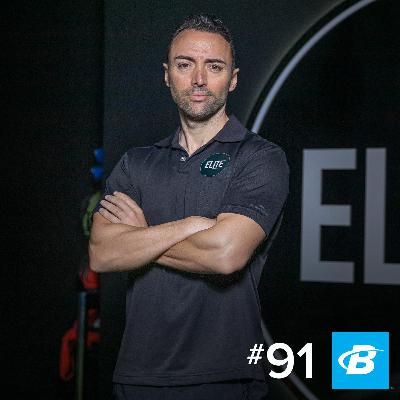 Episode 91 - Vince Ozalp: From Elite Athletes to Average Joes, Transformation Happens Every Day