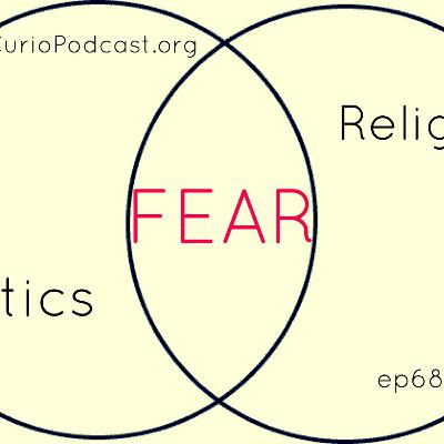 The Venn Diagram of Fear in Politics and Religion, a Love letter..
