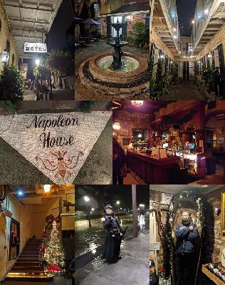 Ep. 372 - Andrew Jackson Hotel and Napoleon House