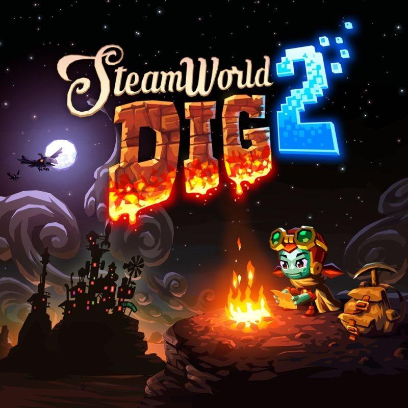 SteamWorld Dig 2: perché vdi scavaee non ci stamchiamo!