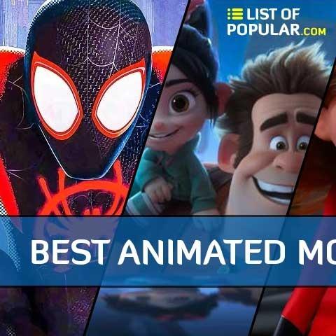 Best Animation 2018 بهترین انیمیشن های