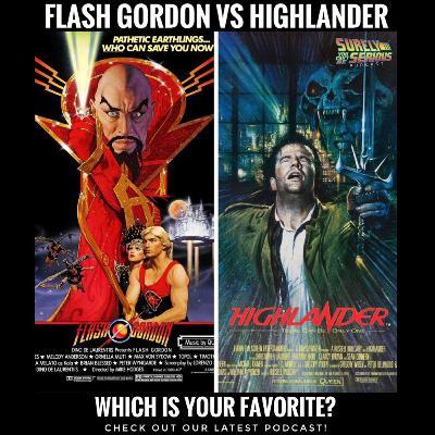 Flash Gordon (1980) vs. Highlander (1986): Part 1