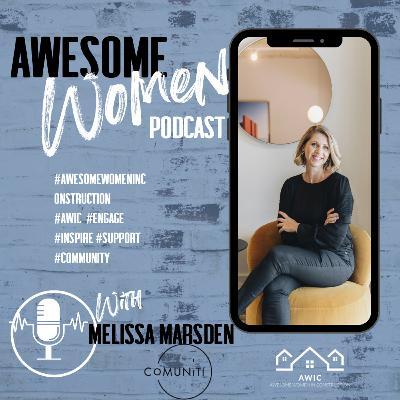 Melissa Marsden – Founder & Director of COMUNiTI