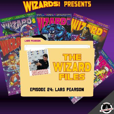 The WIZARD Files   Episode 24: Lars Pearson