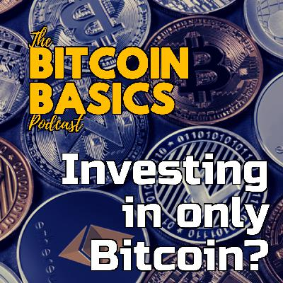 #27 Investing in only Bitcoin? | Bitcoin Basics (77)