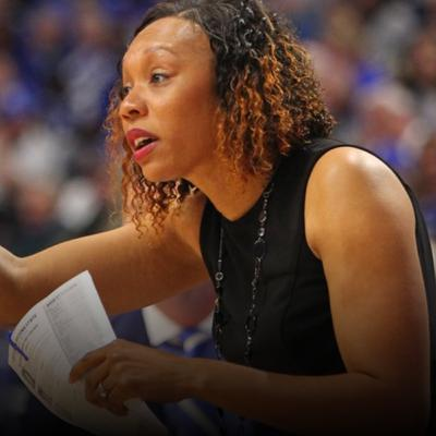 How Defense Wins Championships with Kentucky Assistant Coach Kyra Elzy