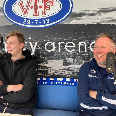 Episode 75: Veddemål, A-landslag og temperament med Østby og Klaesson